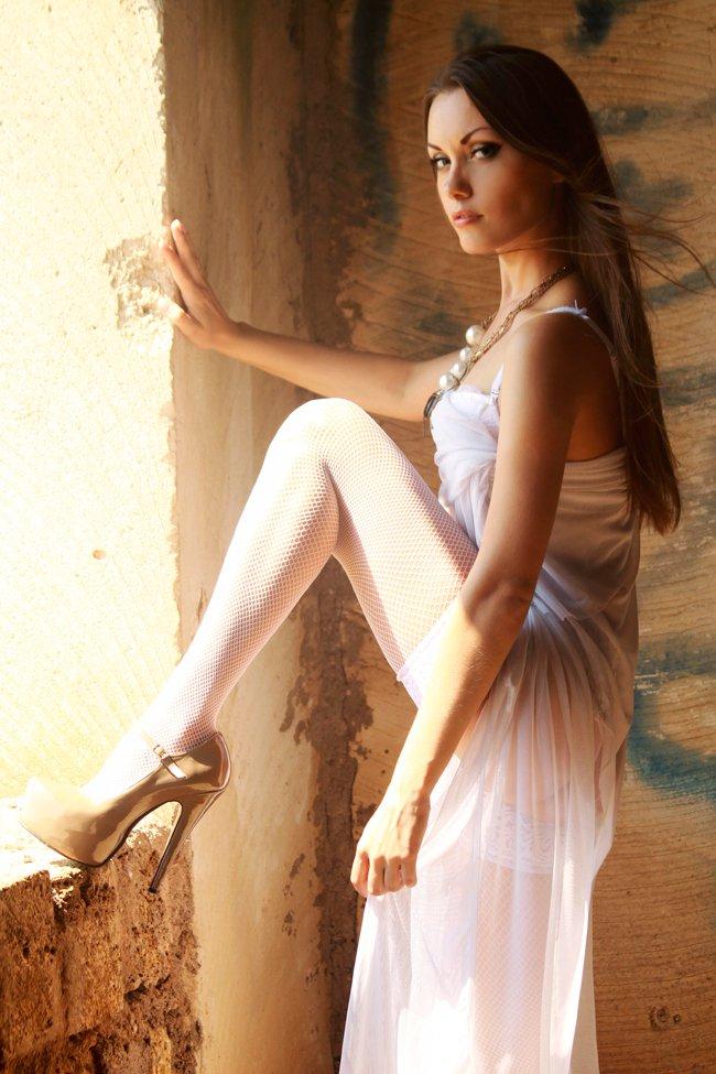 фотосессия девушки эротика рыжая