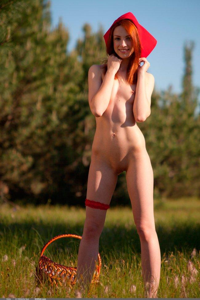 красная шапочка ерос
