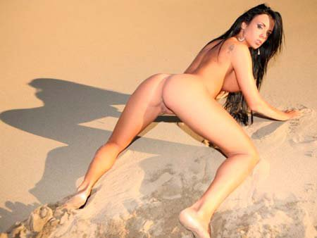 Фотосет Ashley Bulgari - Desert Area (W4B)