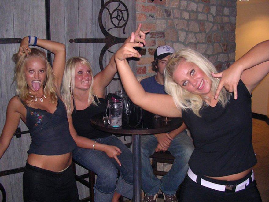 Частные фото Юных девах