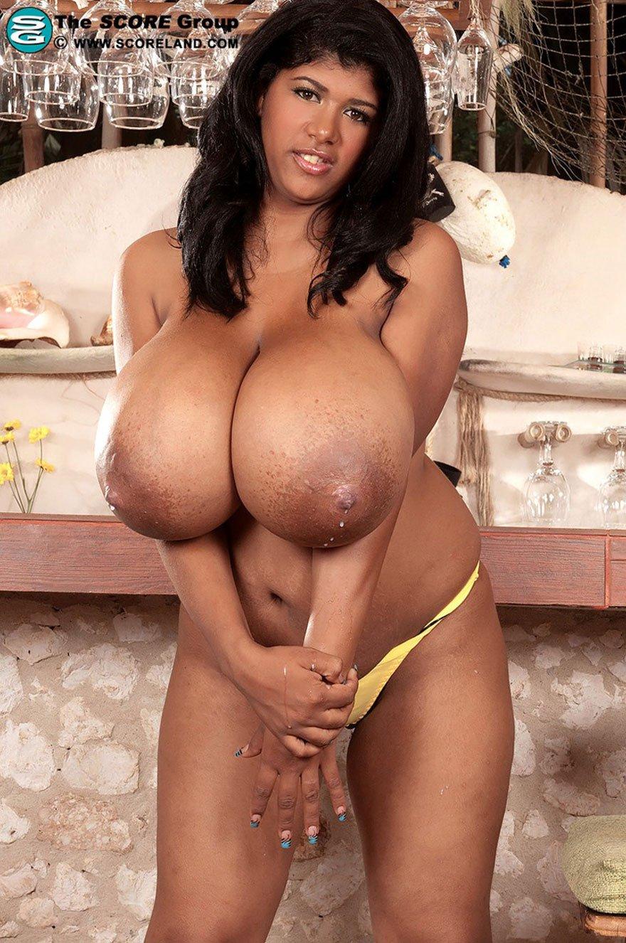 Толстая леди с большими титьками