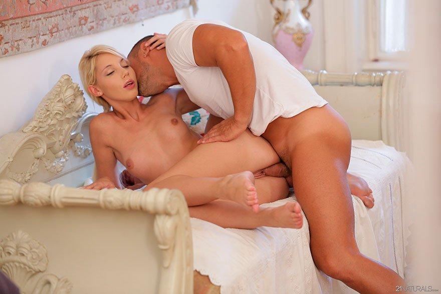 Секс Перед Мужем Блондинки