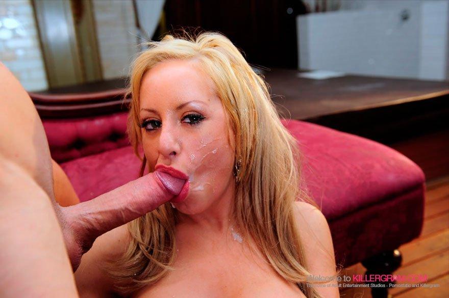 Ххх фото опытной блондиночки с силиконовыми сиськами