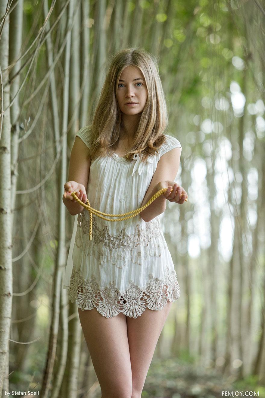 Эротика нежные блондинки 25 фотография