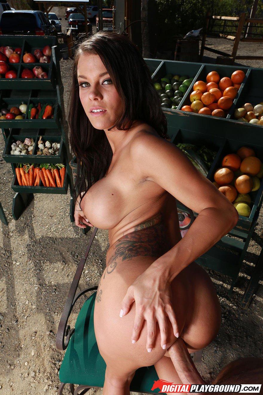 Супер секс брюнетки 1 фотография