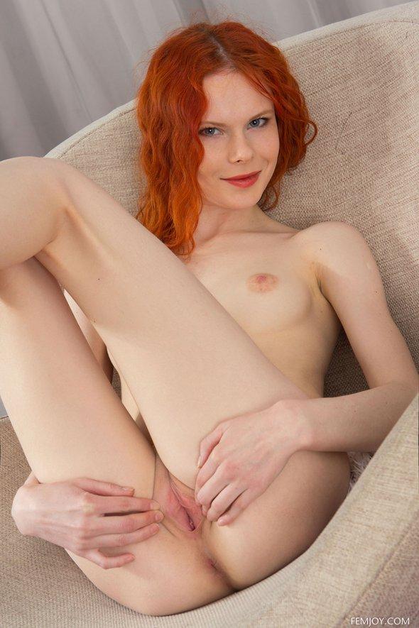 порно фото голых рыжих девушек