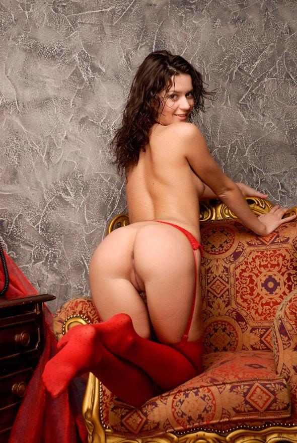 порно фото в чулках с шелком