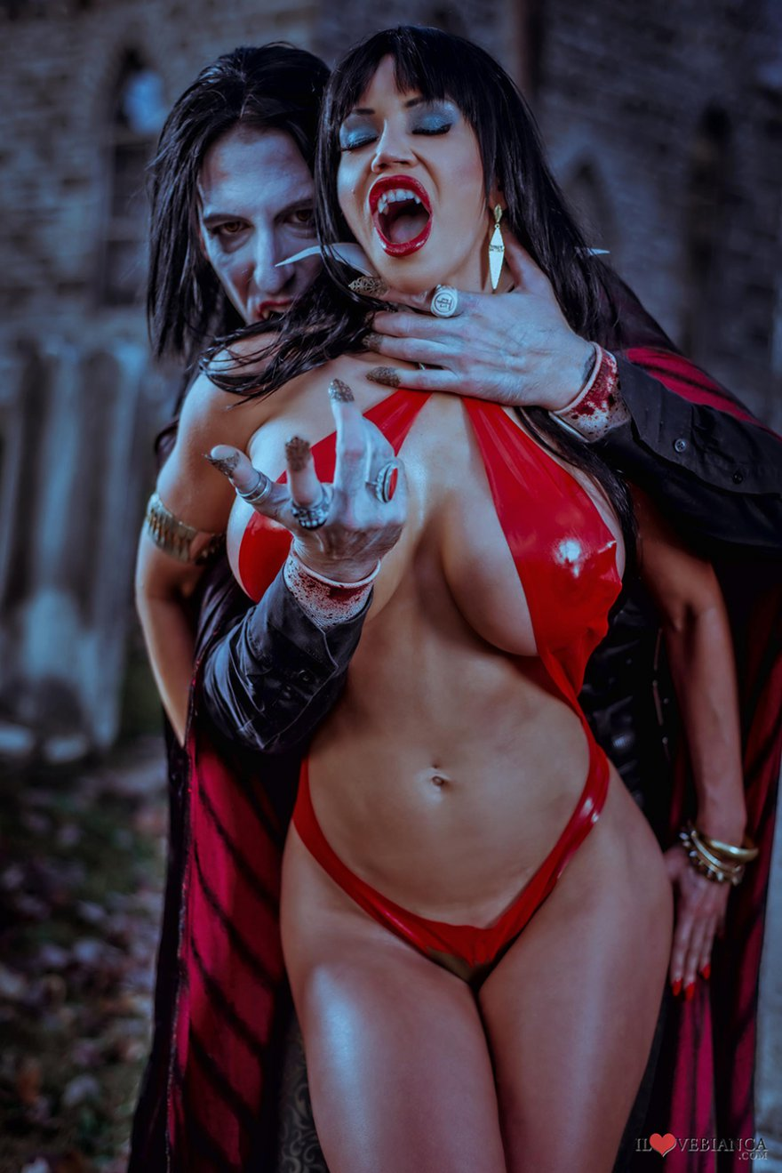Dracula vampires fakking sexy photos nudes images