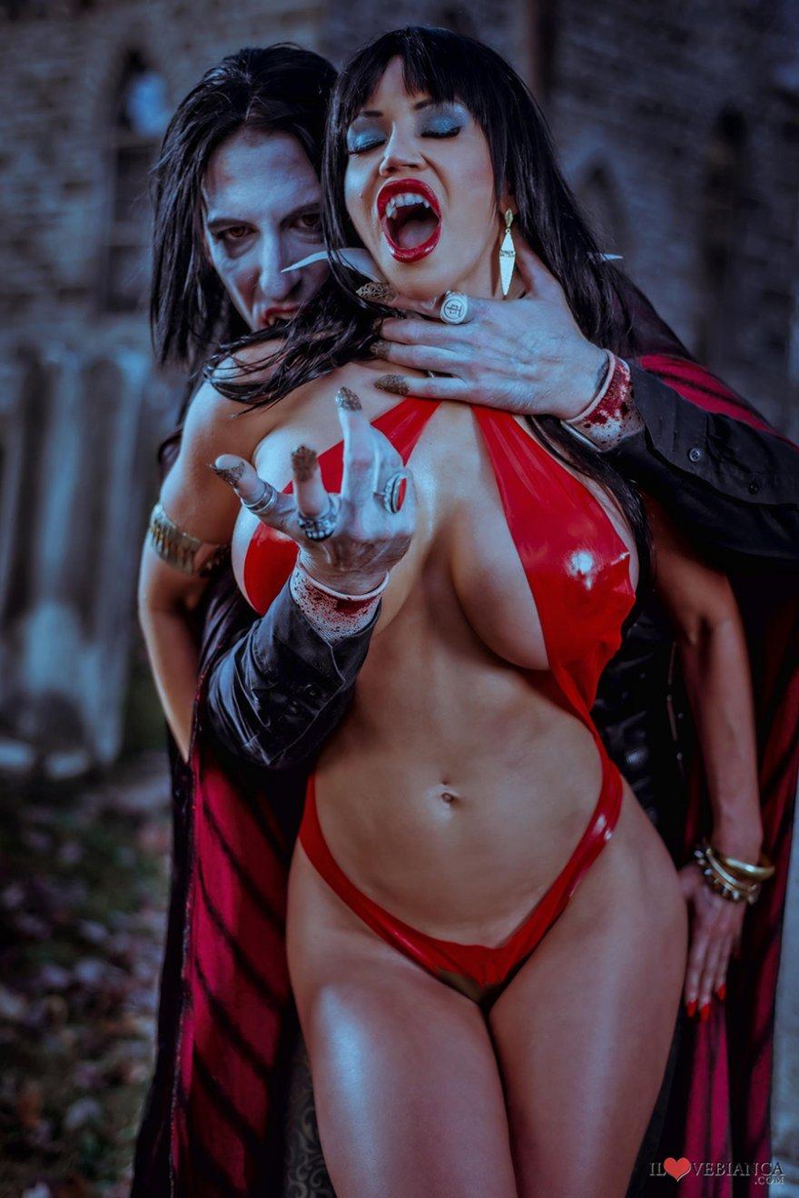 Вампирша дракулы порно фото 128-873