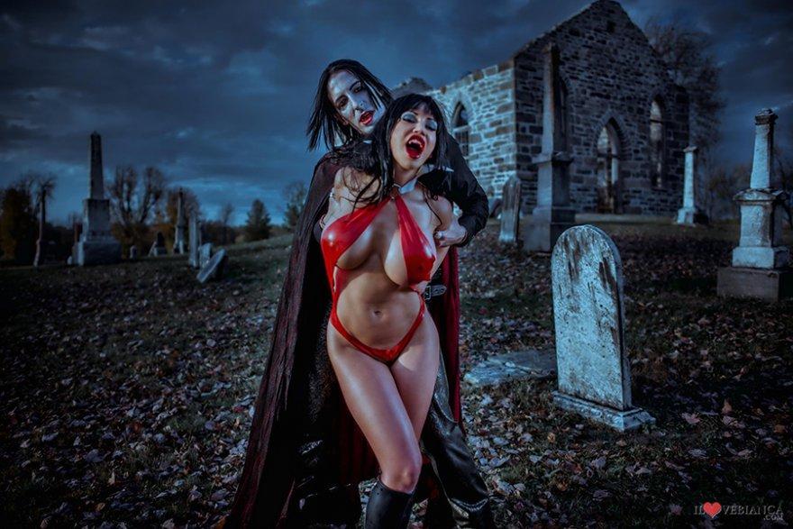 вампирша секси фото