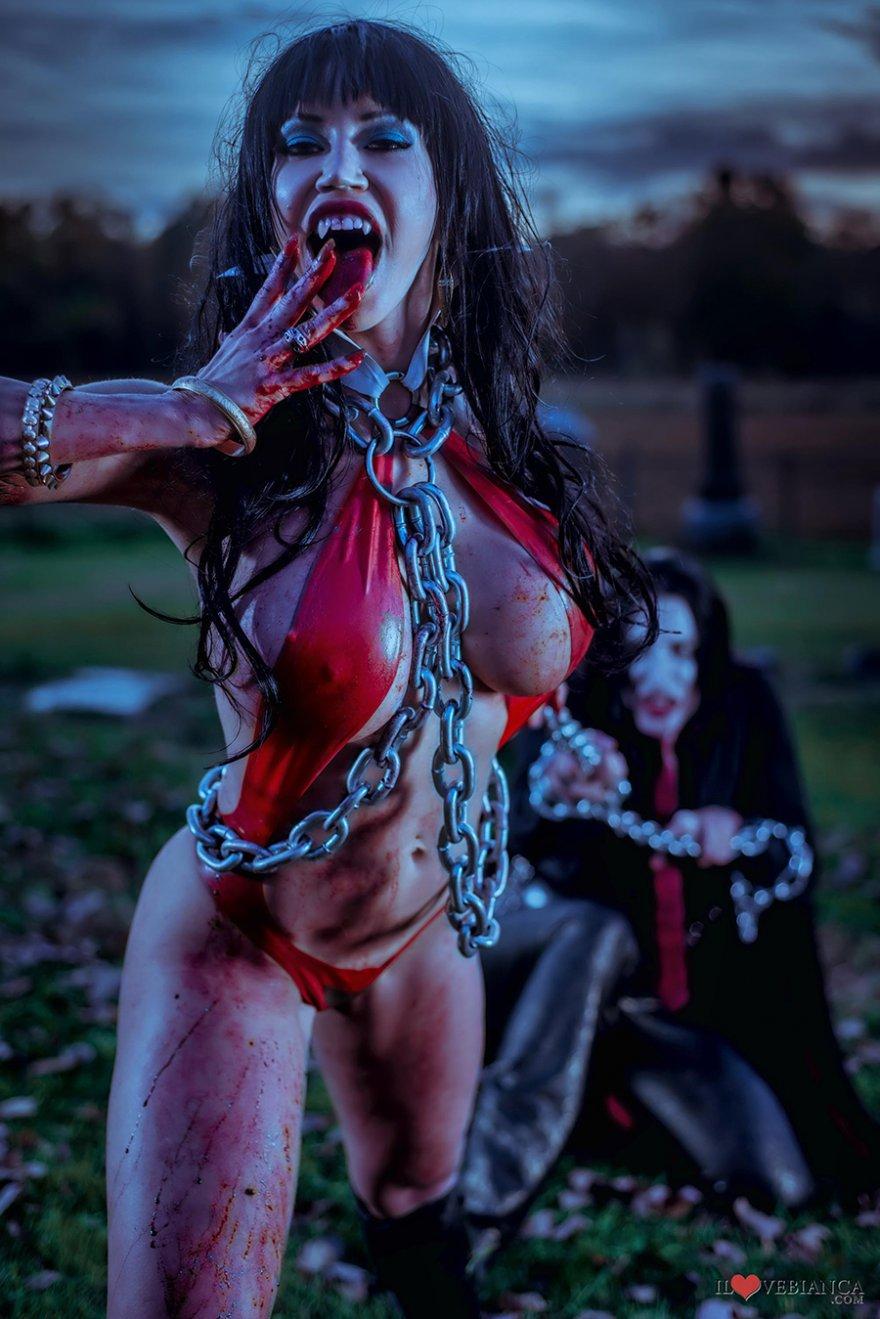 Vampirella tentacles xxx pictures