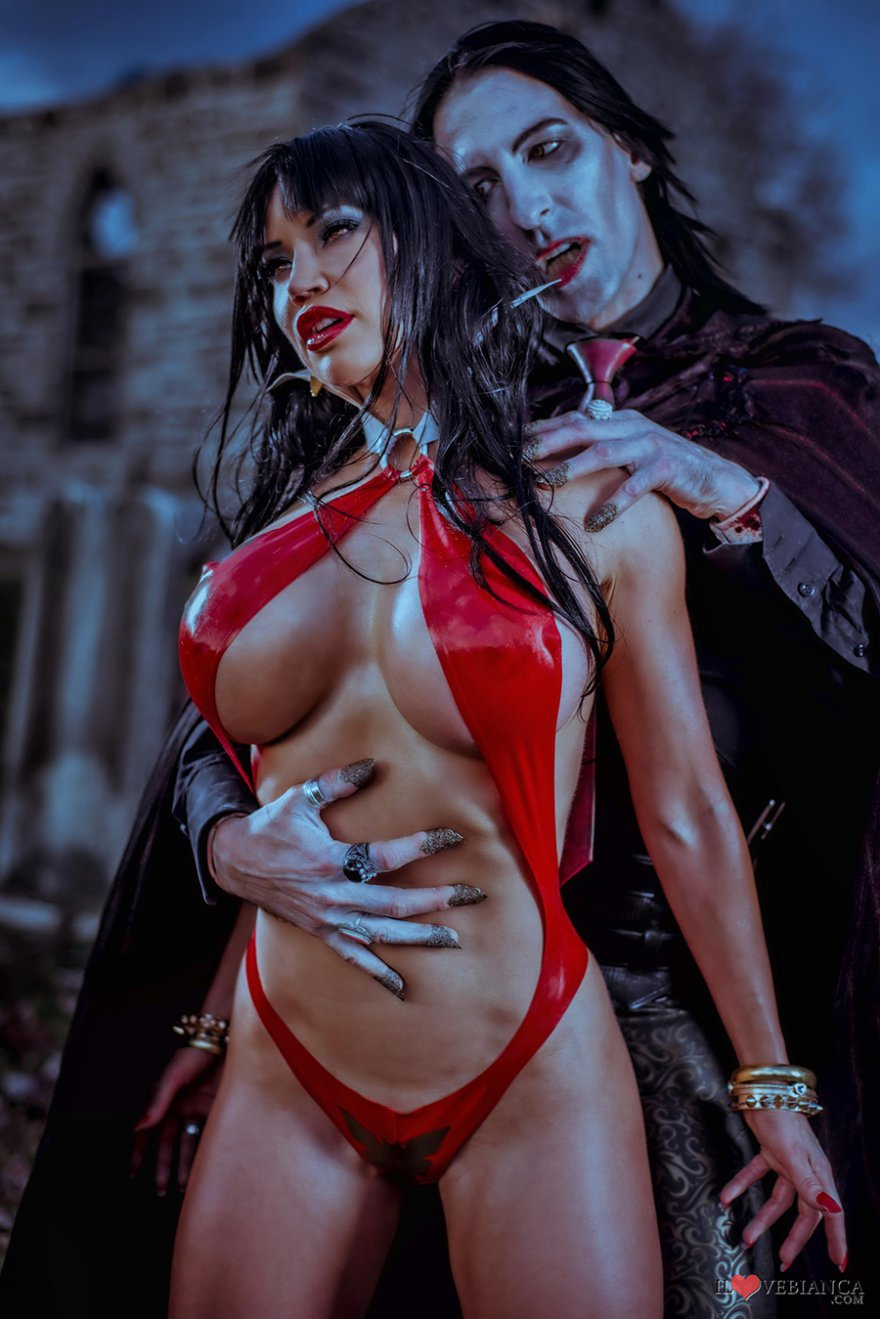 Dracula vampires fakking sexy photos smut movie