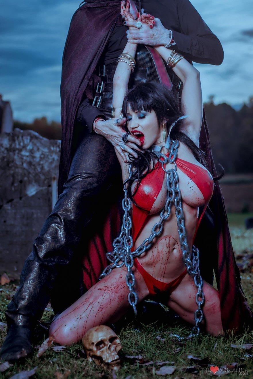 Ул эротические вампиры дом японский