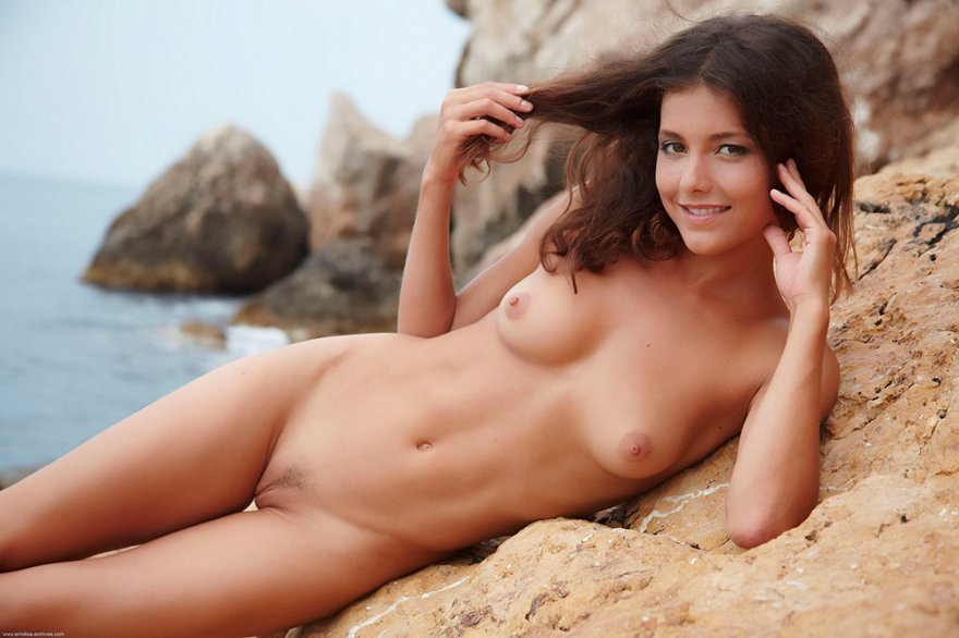 Naked women strip tease