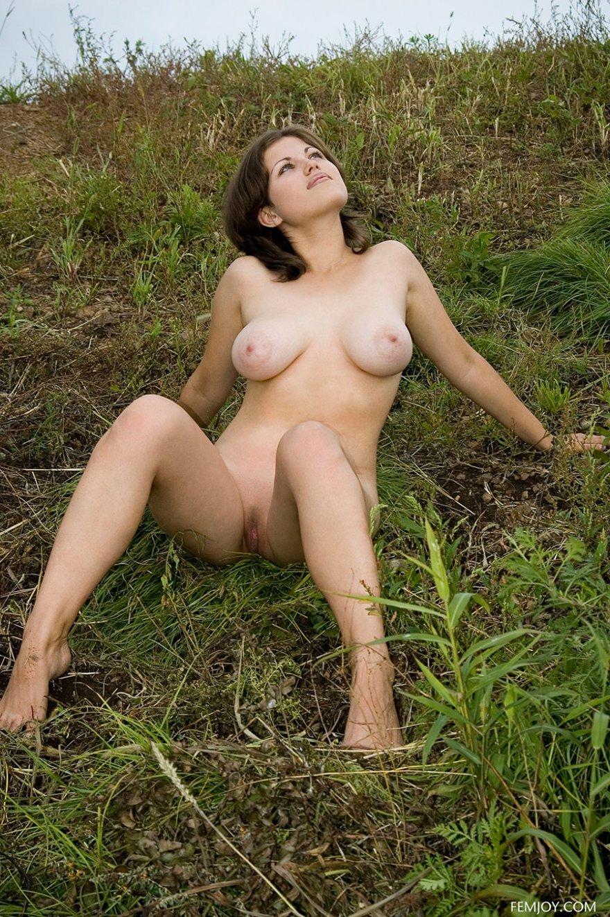 Фото голой зрелой женщины с большой грудью 17 фотография