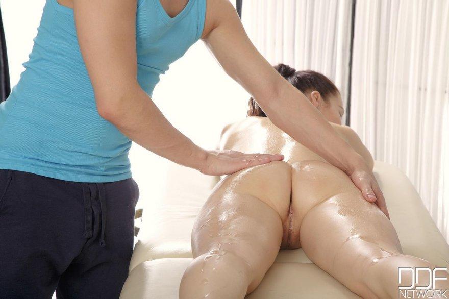 красивые фото массажа интимное