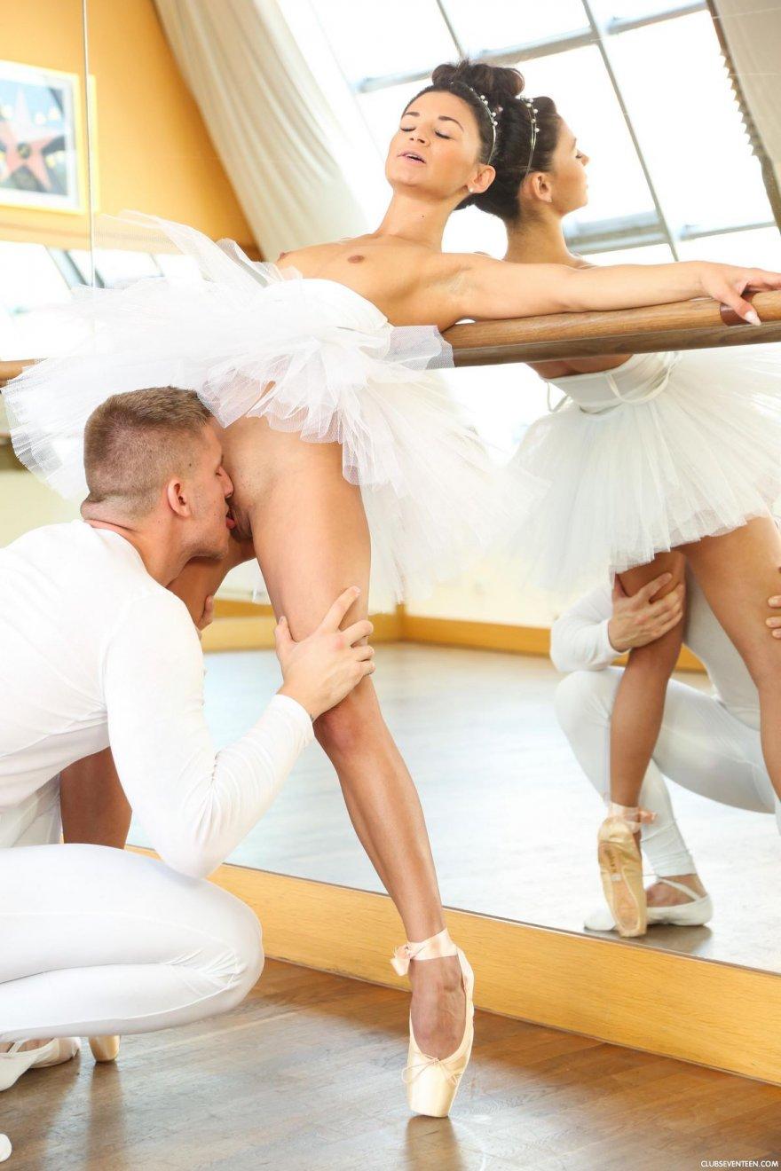 Русское порно с балеринами
