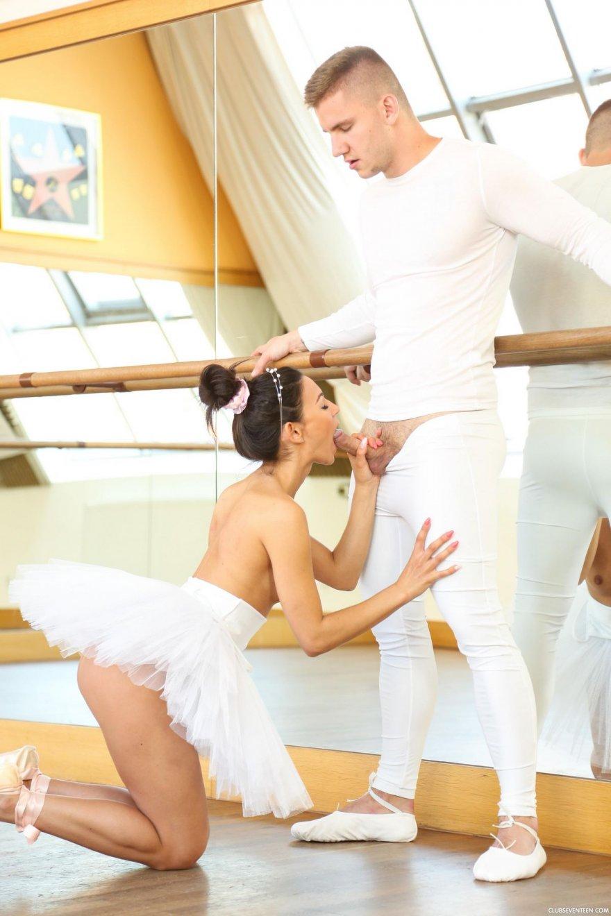 Как занимаются сексом балерины