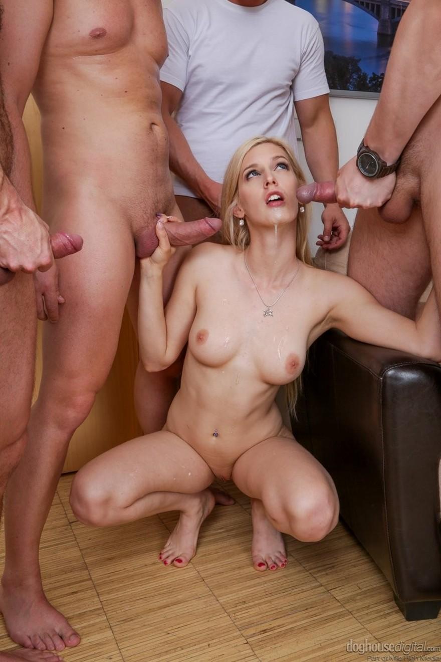 несогласных, омский блондинку ебут толпой в порно студии время