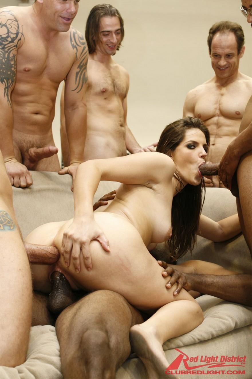 Лучшие порно фото групповухи очень