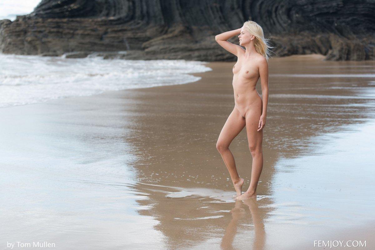 фото блондинок с веснушками