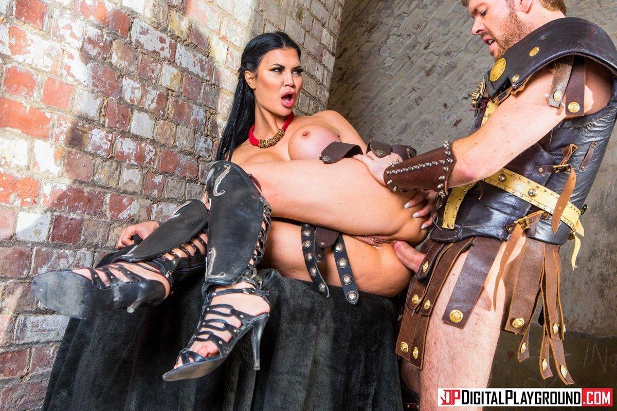 Порно филм пордия гладиятр