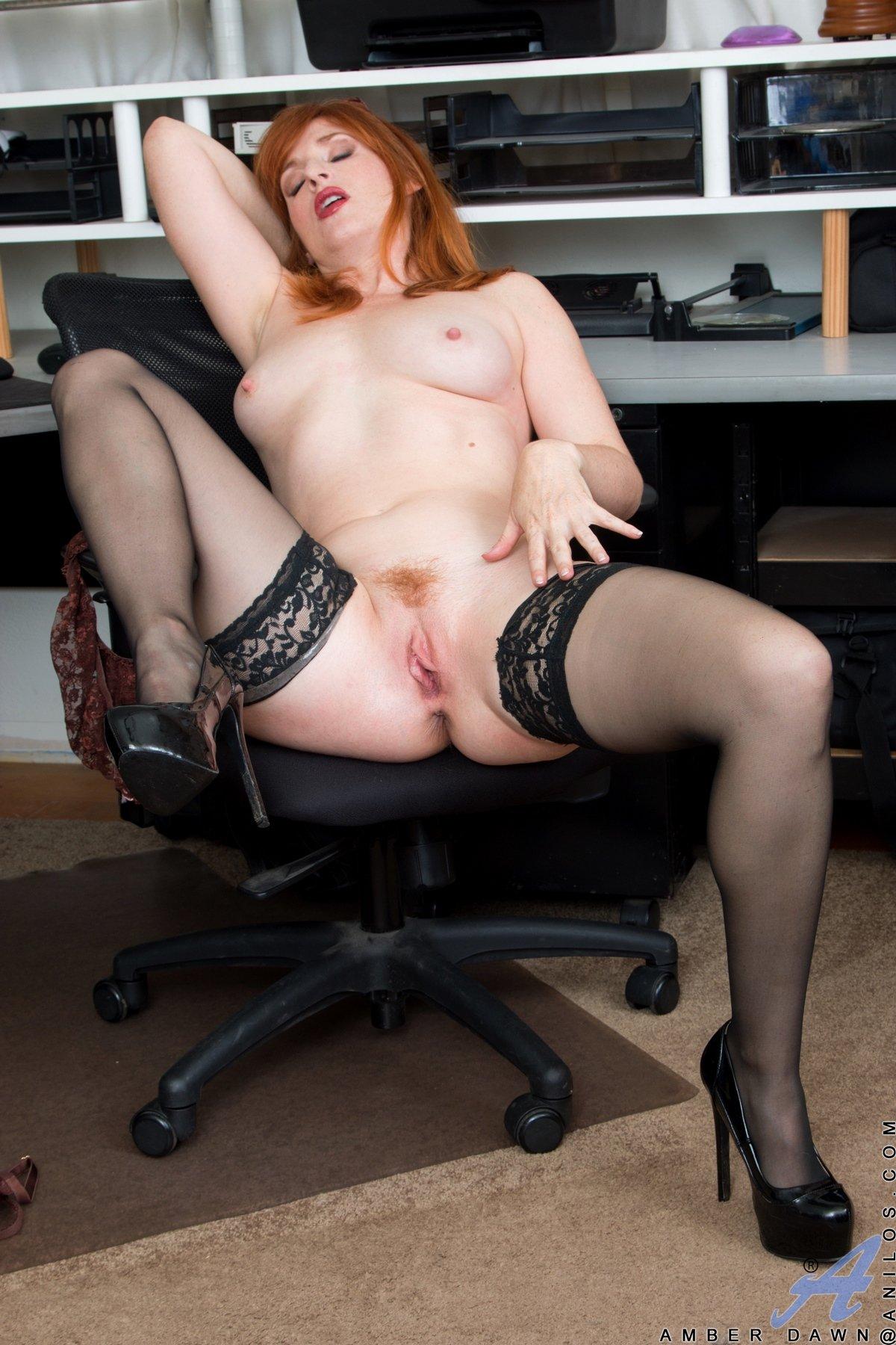Секретарша порно толстая