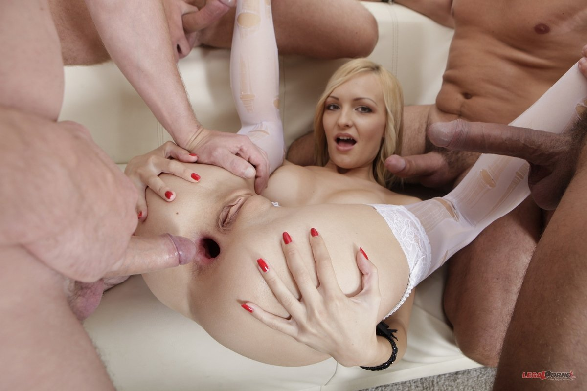 Claire gangbang