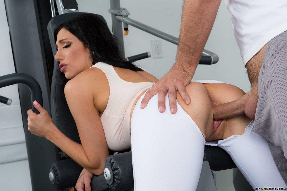 Смотреть порно ролики секса на тренажёре