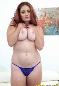 Рыжие сексуальные с большими сиськами фото