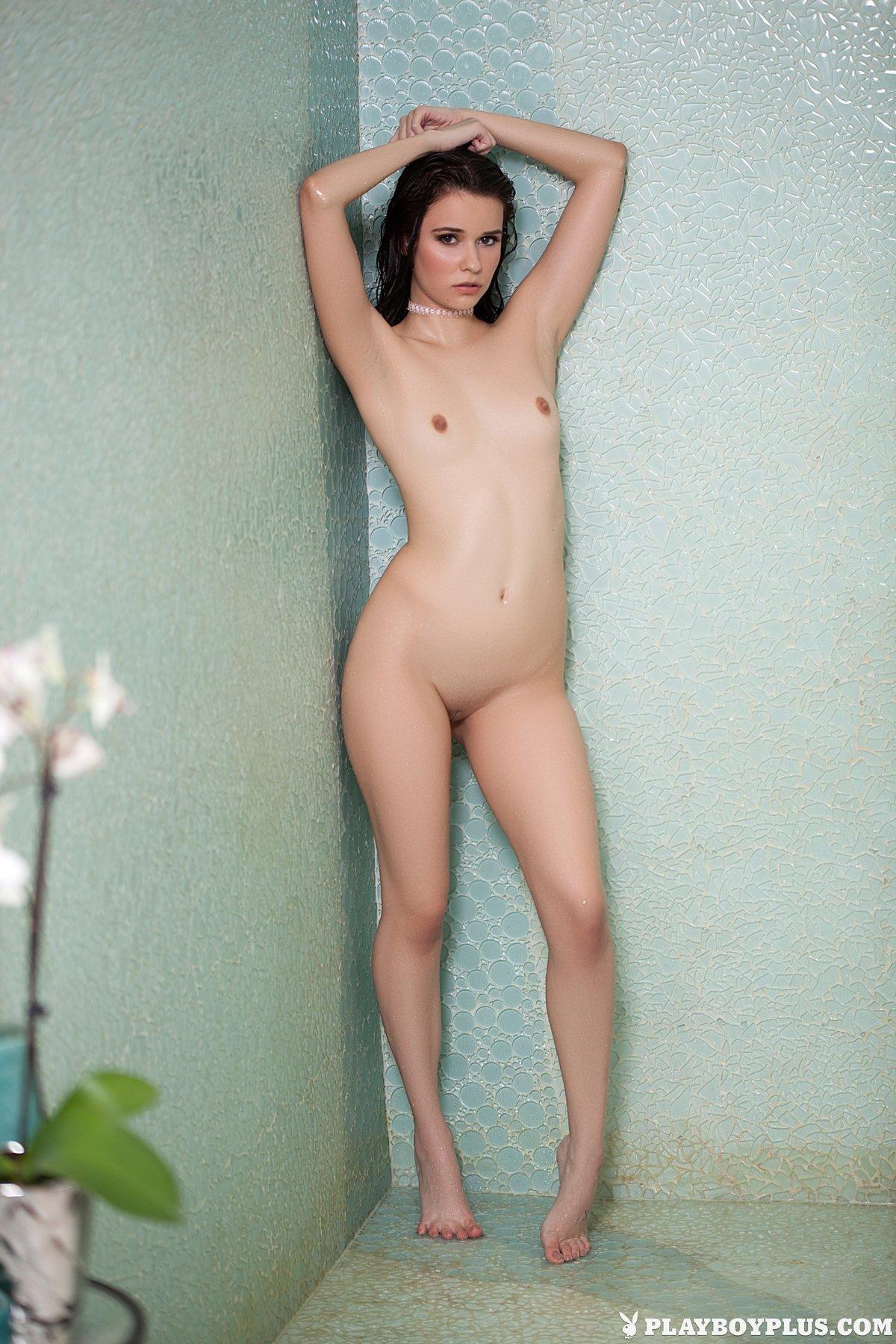 Salena Storm разделась для Playboy
