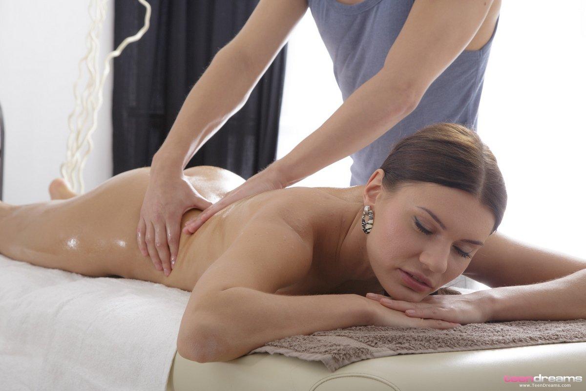 Фильмы порно русские массаж
