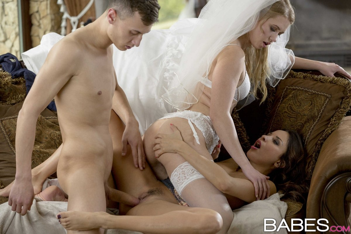 Wedding fuck beautiful girl porn