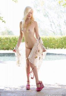 Сексуальная Celeste Star к Penthouse