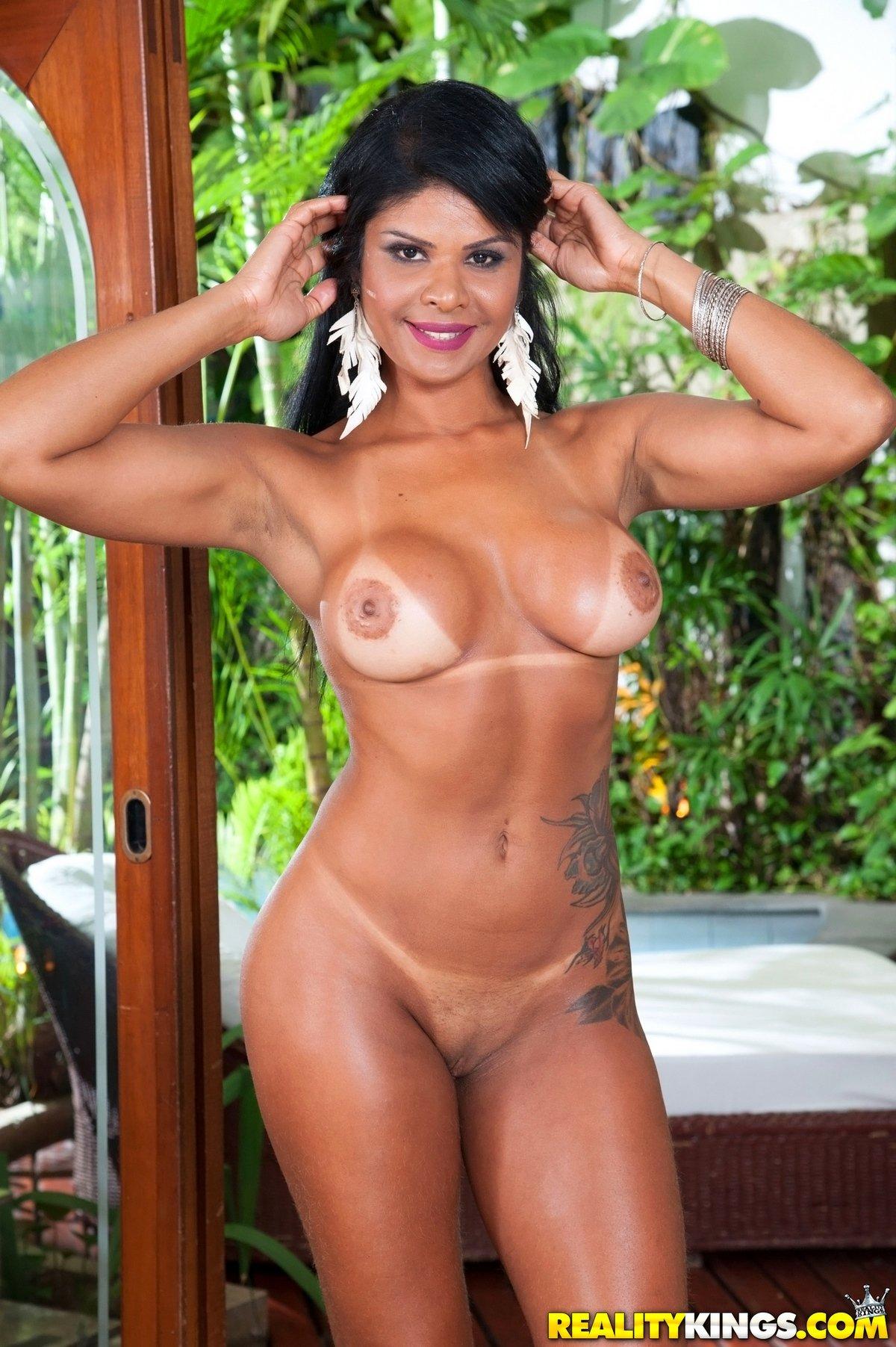 Страстная бразильянка порно