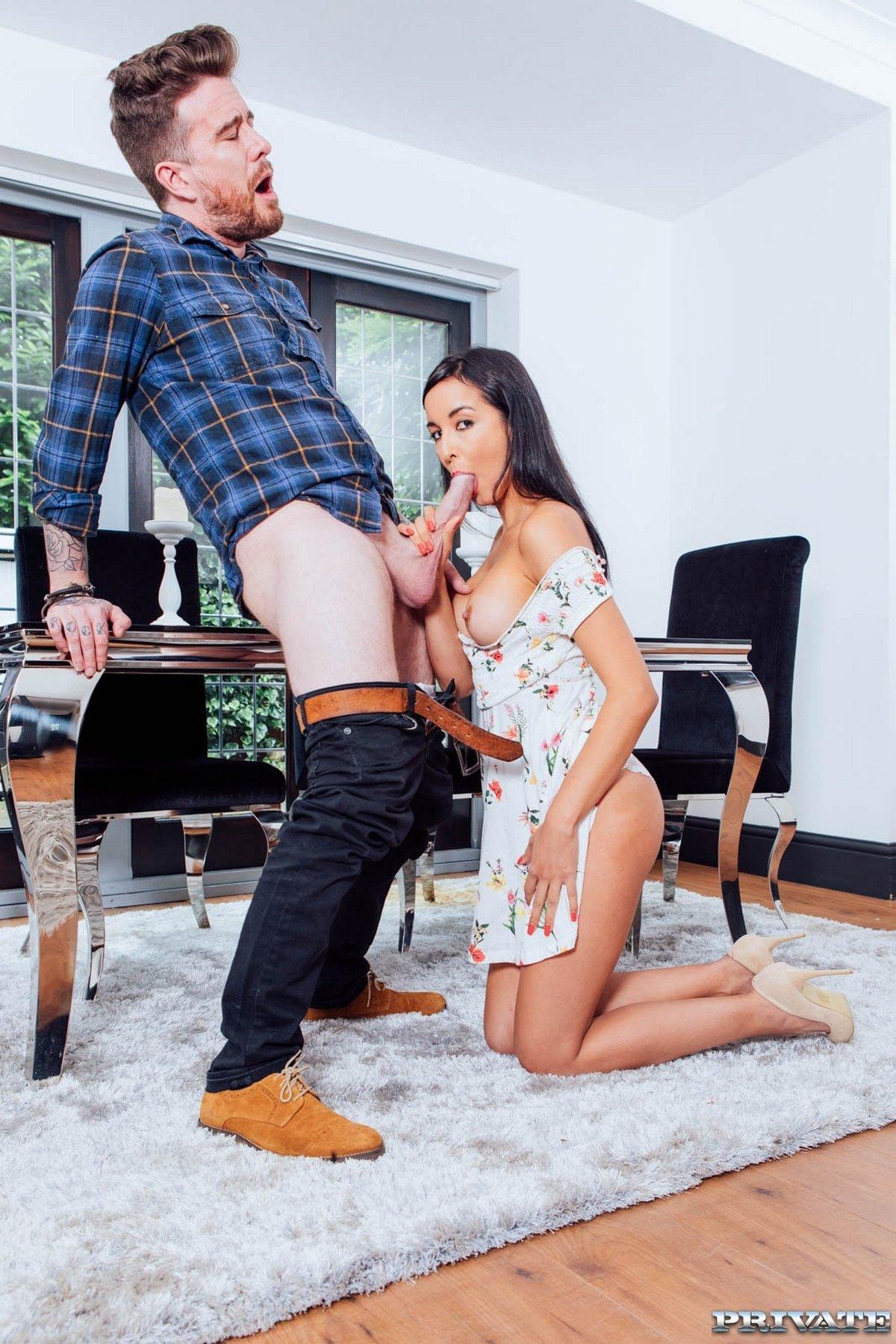 Анальный секс с суперкрасотками