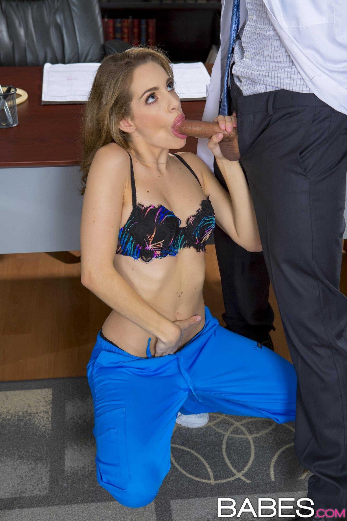 Страстный секс с медсестрой